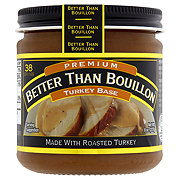 Better Than Bouillon Turkey Base, Superior Touch