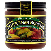 Better Than Bouillon Vegetable Base, Superior Touch