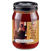 Better Than Good Sweet Pure Cane BBQ Sauce
