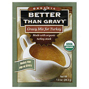 Better Than Gravy Turkey Gravy Mix