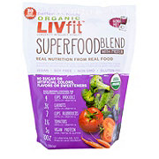 BetterBody Foods LIVfit Superfood Blend with Protein
