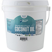 BetterBody Foods Naturally Refined Coconut Oil
