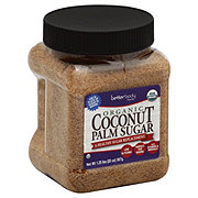 BetterBody Foods Organic Coconut Palm Sugar