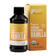 BetterBody Foods Organic Madagascar Vanilla Extract