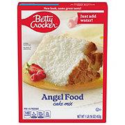 Betty Crocker Angel Food White Cake Mix