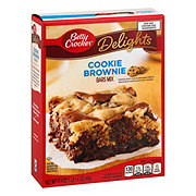 Betty Crocker Cookie Brownie Supreme Bars Mix