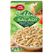 Betty Crocker Creamy Italian Suddenly Pasta Salad