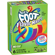 Betty Crocker Fruit By The Foot Flavor Mixers Fruit Snacks