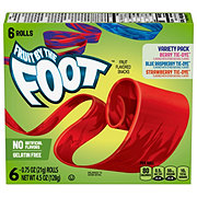 Betty Crocker Fruit By The Foot Fruit Snacks Variety Pack
