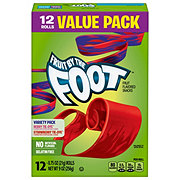 Betty Crocker Fruit By The Foot Variety Fruit Flavored Snacks Value Pack