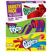 Betty Crocker Fruit Fusion Fruit Snacks Variety Pack