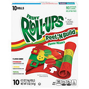 Betty Crocker Fruit Roll-Ups Flavor Mixers Fruit Snacks