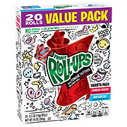 Betty Crocker Fruit Roll-Ups Fruit Snacks Variety Value Pack