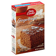 Betty Crocker Gingerbread Cake & Cookie Mix