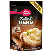 Betty Crocker Homestyle Butter and Herb Mashed Potatoes