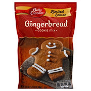Betty Crocker Limited Edition Gingerbread Cookie Mix