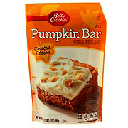 Betty Crocker Limited Edition Pumpkin Bar Mix