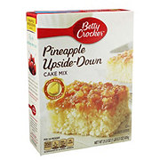 Betty Crocker Pineapple Upside-Down Cake Mix and Topping
