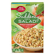 Betty Crocker Ranch & Bacon Suddenly Pasta Salad