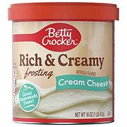 Betty Crocker Rich & Creamy Cream Cheese Frosting
