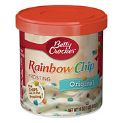 Betty Crocker Rich and Creamy Rainbow Sprinkle Frosting