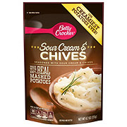 Betty Crocker Sour Cream & Chives Mashed Potatoes