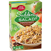 Betty Crocker Suddenly Pasta Salad Chipotle Ranch