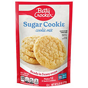Betty Crocker Sugar Cookie Mix Small Batch