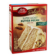 Betty Crocker Super Moist Butter Pecan Cake Mix