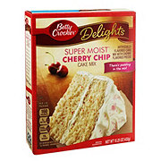 Betty Crocker Super Moist Cherry Chip Cake Mix