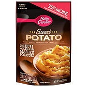 Betty Crocker Sweet Potato Homestyle Mashed Potatoes