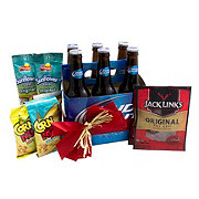 Beverage 6 Pack Cheers to You Gift Basket
