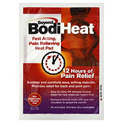 Beyond BodiHeat Fast Acting Pain Relieving Heat Pad