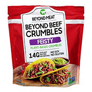 Beyond Meat Beef Free Crumbles Feisty