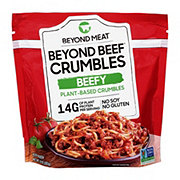 Beyond Meat Beef Free Crumbles Meaty