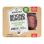 Beyond Meat The Beyond Burger Plant-Based Burger Patties