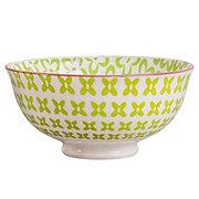BIA Cordon Bleu Peony Bowl Green