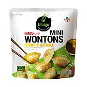 Bibigo Chicken & Vegetable Mini Wontons