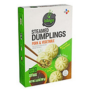 Bibigo Pork & Vegetable Steamed Dumplings