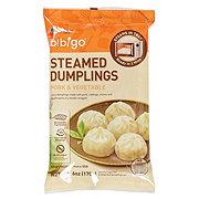 Bibigo Steamed Dumplings Pork & Vegetable