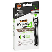 Bic Hybrid 4 Advance Shavers