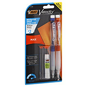 BIC Velocity Max Mechanical Pencil 0.7 Mm, Black