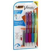 Bic Velocity Mechanical Pencil, 4 PK