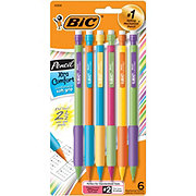 BIC Xtra-Comfort Mechanical Pencil, 0.9Mm, Black