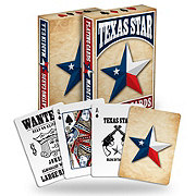 Bicycle Texas Star Playing Cards