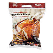 Big Easy Foods Oven Ready Tur-Duck-Hen with Pork & Sausage Jambalaya