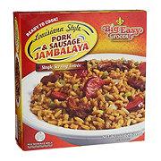 Big Easy Pork and Sausage Jambalaya