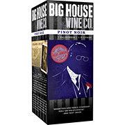 Big House Pinot Noir