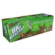 Big Manzana Soda 12 oz Cans