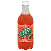 Big Peach Peach Soda